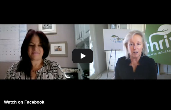 Diane Strand Interview with Jami Buchanan McNees on Thrive Time